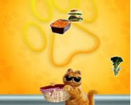 Garfield food frenzy garfield j�t�kok