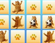 Garfield memory game online garfield j�t�k